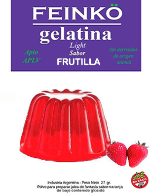 Light Frutilla