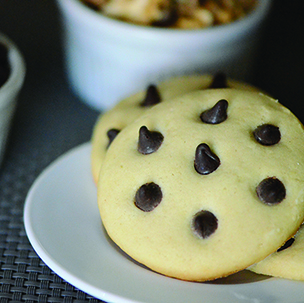 Cookie con Chispas